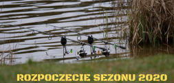 2M1 Rozpoczęcie sezonu 2020 na zalewie PZW. Wiosenna zasiadka.