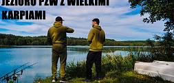 2M1 Jezioro PZW z WIELKIMI KARPIAMI