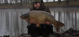 Rozpoczęcie sezonu z pięknymi rybami- Rzeka Odra!