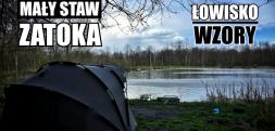 TRUDNA WIOSNA/ MAŁY STAW/ ŁOWISKO WZORY