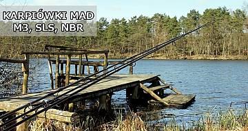 Film. Nowe karpiówki MAD: M3, SLS, NBR