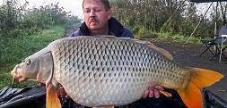 Uroczysko karpiowe. Pełnołuski 22 kg