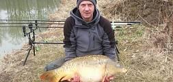 Marcowy Karp 88 cm 14,2 kg