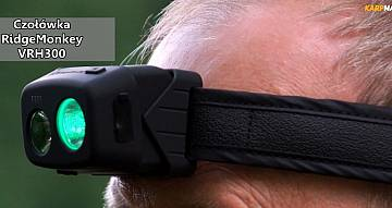 Prezentujemy czołówkę RidgeMonkey VRH300. Film