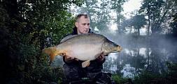 Październikowy byku z bardzo dzikiej wody PZW :)