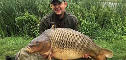Pełnołuski 26,2 kg z łowiska Pstrążna