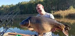 22.200 kg z Jeziora Smolno ! Auuu!!