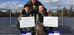 Zespół z Ukrainy wygrał World Carp Classic Junior