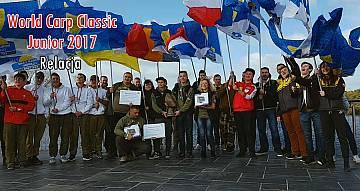 Film z udziału reprezentacji Polski w World Carp Classic Junior 2017