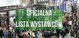 Rybomania Lublin 2017 – oficjalna lista wystawców