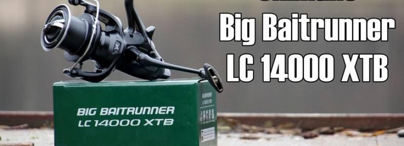 Prezentujemy Wam nowy model Shimano Big Baitrunner XTB. Film