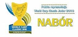 Ogłaszamy nabór do polskiej reprezentacji World Carp Classic Junior 2018