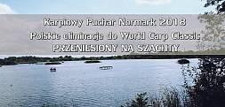 Karpiowy Puchar Normark / Polskie eliminacje do WCC przeniesiony