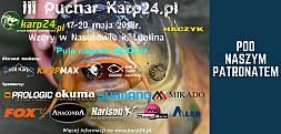 III Puchar Karp24.pl – Ruszyły zapisy na zawody karpiowe