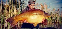 Mój rekord łowiska Dziergowice :)    18 kg szczęścia :)