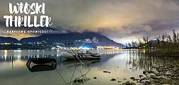 Włoski Thriller – karpiowe opowieści Jezioro Pusiano