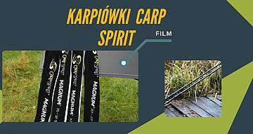 Karpiówki Carp Spirit - prezentujemy wszystkie serie