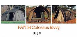 Zobaczcie jeden z największych namiotów karpiowych na rynku – Faith Colossus