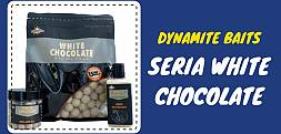 Dynamite Baits seria White Chocolate