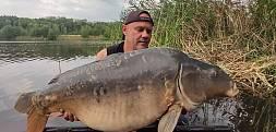 BIG FISH wyBOROwych zawodów