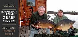 Historyczne Rozpoczęcie Sezonu z KM. Tyle ryb jeszcze nigdy nie było