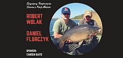 Robert Wolak i Daniel Florczyk wygrali Rozpoczęcie Sezonu z Karp Maxem 2018