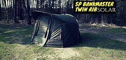 Zobaczcie jak wygląda namiot karpiowy Solar Bankmaster Twin Rib