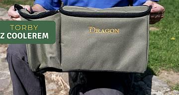 Nowy film - torby z coolerem Dragon. Zobaczcie