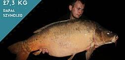 Letnie 27,3 kg z Rybnika