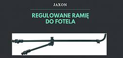 Regulowane ramię do fotela wędkarskiego Jaxon