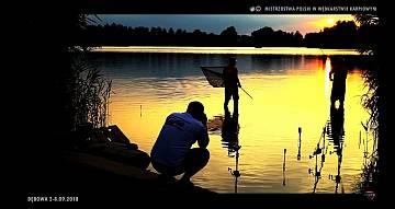 Filmowa relacja z Mistrzostw Polski w Wędkarstwie Karpiowym