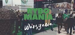 Rybomania Warszawa 2019 - relacja z targów