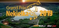 Grand Prix Nekielki 2019 – Ruszyły zapisy na cykl zawodów karpiowych