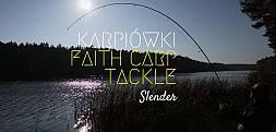 Prezentujemy nową serię karpiówek Faith Slender