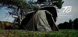 Prezentujemy namiot karpiowy Tandem Baits  Phantom Ultra Bivvy