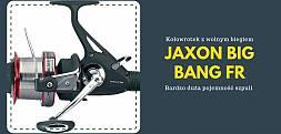 Kołowrotek karpiowy do wywózki Jaxon Big Bang FR