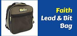 Torba na ciężarki Faith Carp Tackle Lead Bit Bag