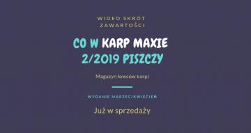 Karp Max 2/2019 już jest w sprzedaży