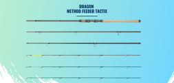 Wędziska do Method Feedera Dragon Tactix