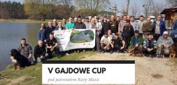 V Gajdowe Cup – relacja z zawodów