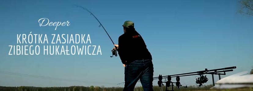 Deeper i krótka zasiadka Zibiego Hukałowicza. Film