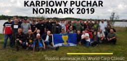 Wylosowane stanowiska – Karpiowy Puchar Normark/polskie eliminacje do World Carp Classic