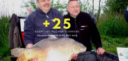 25,9 kg na Karpiowym Pucharze Normark/eliminacjach do WCC