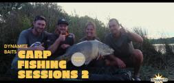 Zapowiedź filmu z Klaudią Dargą. Dynamite Baits: Carp Fishing - Sessions 2