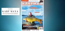 """Zobacz okładkę nowego wydania """"Karp Max"""" 5/2019"""