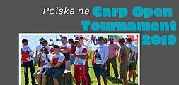Carp Open Tournament 2019 na Ukrainie – Polacy z dobrymi wynikami