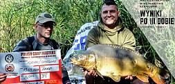 Mistrzostwa Polski w Wędkarstwie Karpiowym 2019 – doba bez ryby