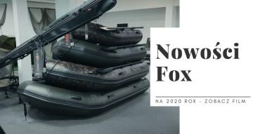 Zobacz nowości karpiowe firmy Fox na 2020 rok
