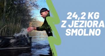 Magiczne Jezioro Smolno – film już w sieci