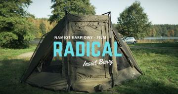 Nowość firmy Radical – Jednoosobowy namiot Insist Bivvy. Zobaczcie film